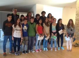 Campions del !r Torneigs Interinstituts 2014