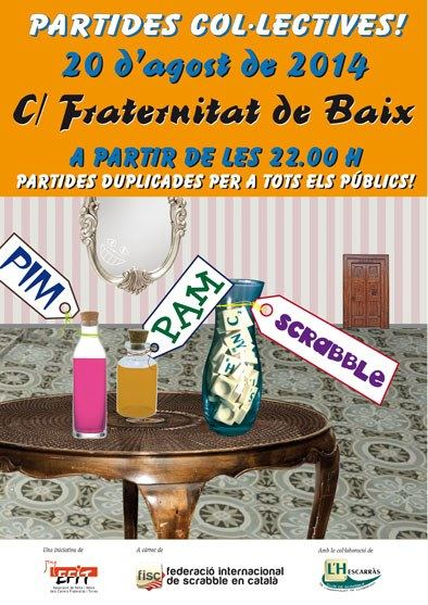 cartell gracia 2014