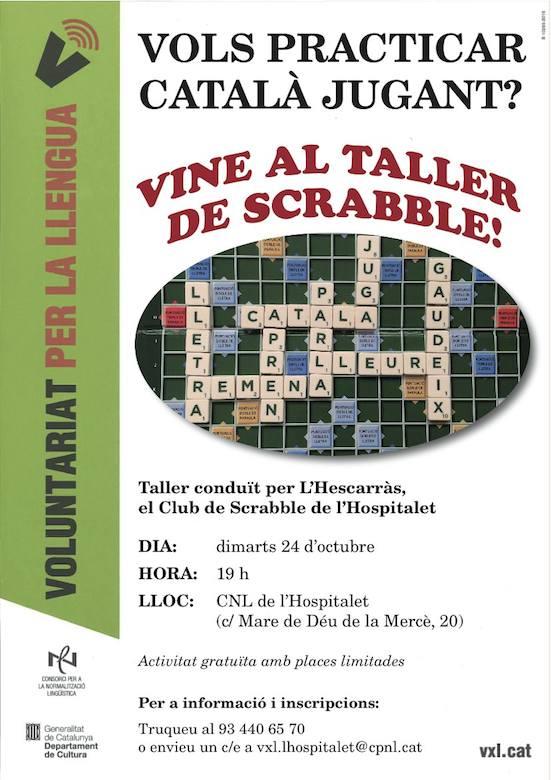 Taller Scrabble VxLL