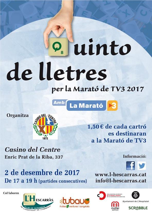cartell quinto 2017