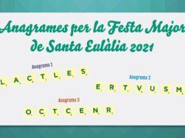 presentació festa major Santa Eulàlia 2021
